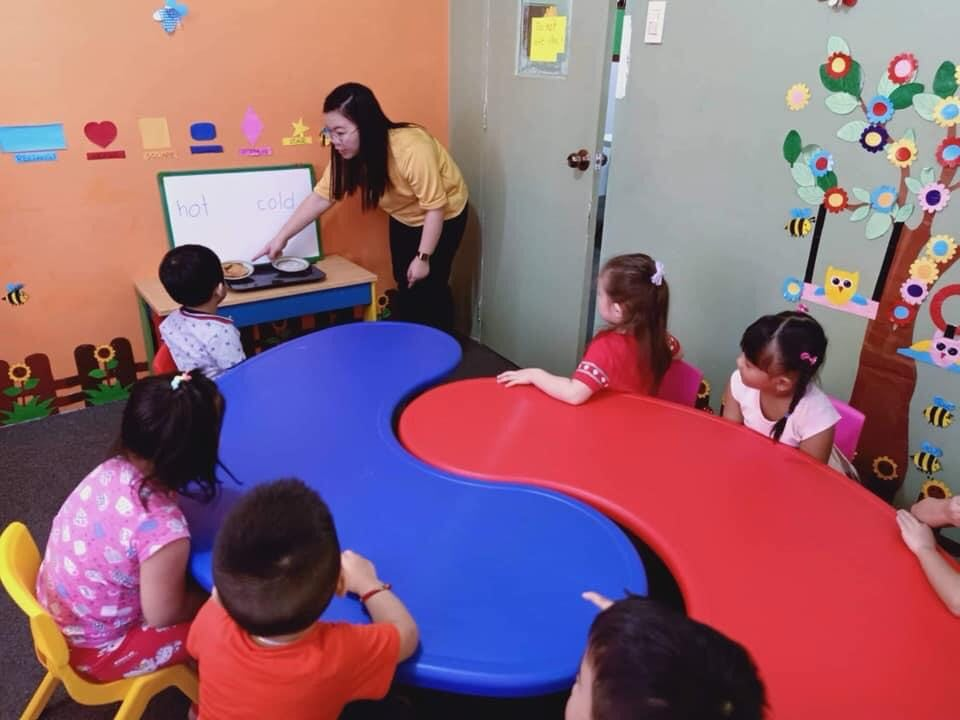 Toddlers Class 2