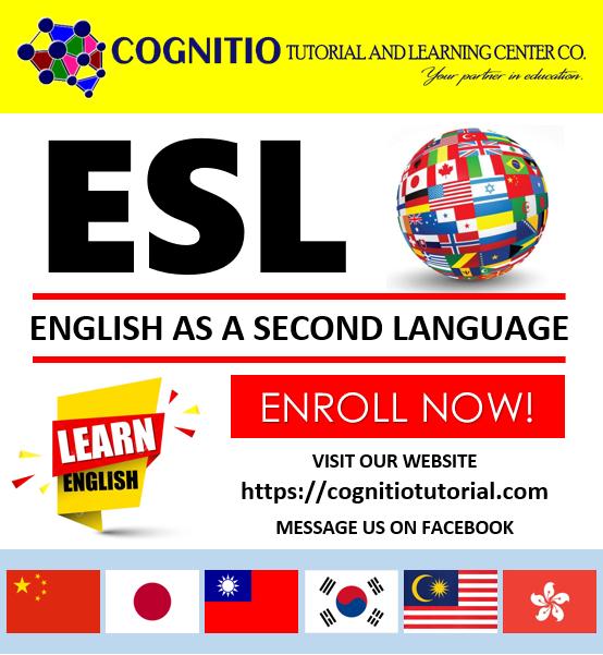 2020 Cognitio Promotion (Online - ESL)