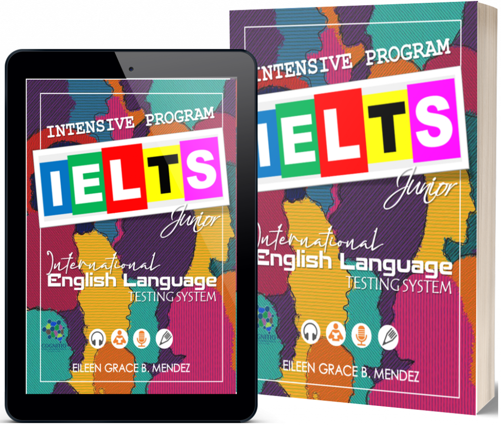 IELTS Intensive Program Mockup