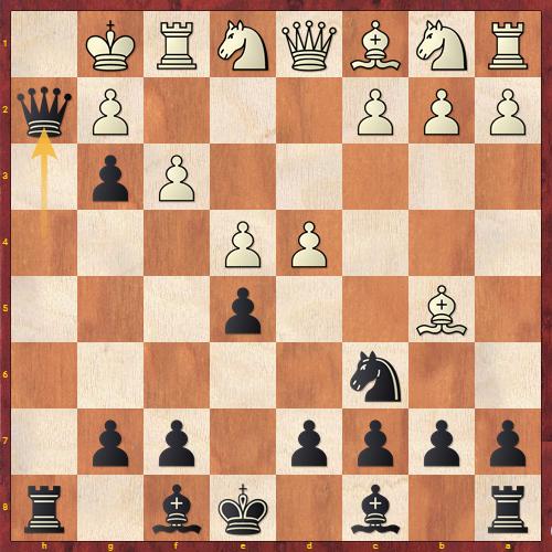 Chess Traps - Fishing Pole Trap