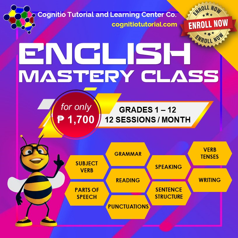 2021 Cognitio Promotion Fix (English Mastery Class)