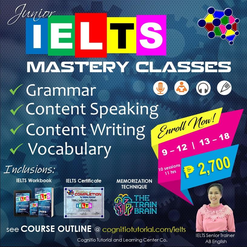 2021 Cognitio Promotion Fix (Junior IELTS Mastery Classes)