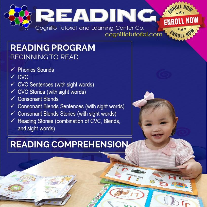 2021 Cognitio Promotion (Reading)