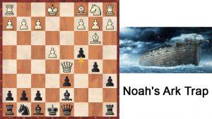 Chess Traps - Noah's Ark Trap (post)