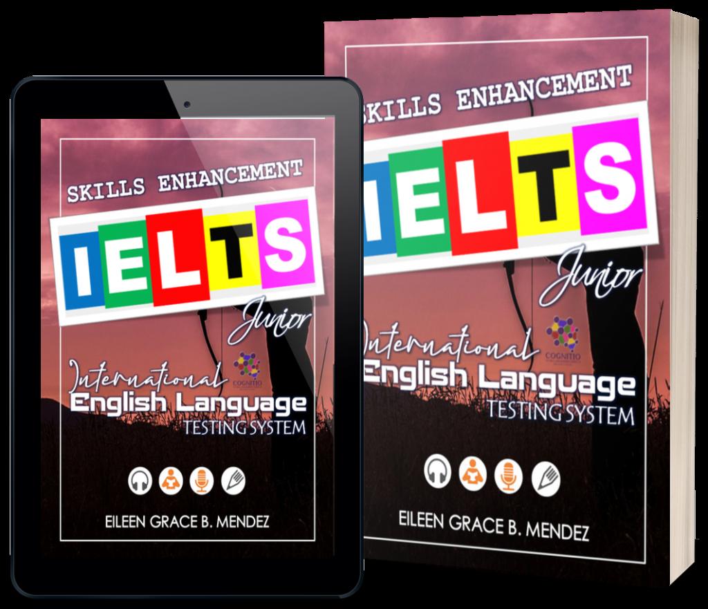 IELTS Skills Enhancement Mockup